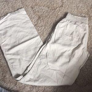 SO Linen Beach Pants